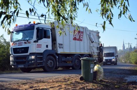 Keviep vrea tot: Ungurii care gestionează groapa de gunoi din Oradea vor să strângă deşeurile din întreg Bihorul