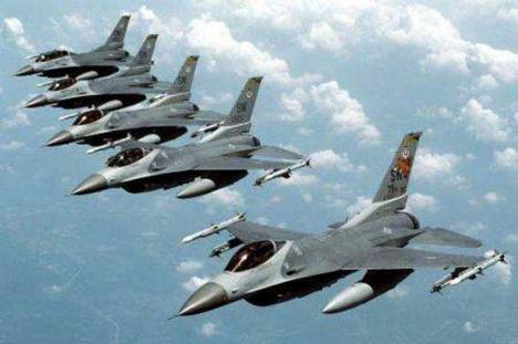NATO intervine militar în Libia