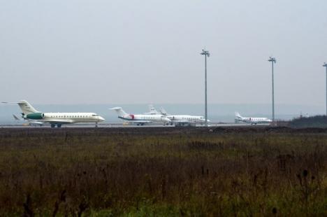 Ryanair, una din companiile cu care Aeroportul Oradea discuta deschiderea unor curse externe, şi-a făcut bază la Timişoara