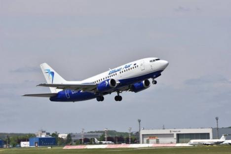 Blue Air a anunţat că se retrage de la Timişoara: 'Prezenţa companiilor româneşti pe piaţă deranjează din ce în ce mai tare...'
