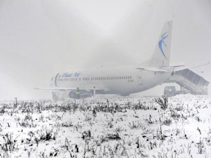 Incidentul aviatic de la Cluj Napoca: Discuţiile dintre pilotul avionului şi turn