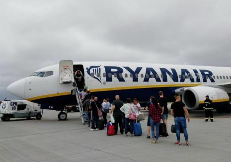 După Oradea, Ryanair pleacă şi de pe aeroportul din Craiova