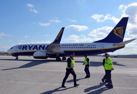 La Ryanair nimic nu e sigur: Compania anunţă că îşi 'revizuieşte continuu' rutele…