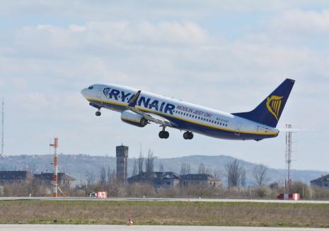 EXCLUSIV: Ryanair nu va mai opera niciun zbor din Oradea!