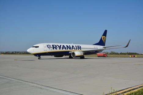'Am dat-o în bară': Compania Ryanair anulează peste 1.600 de zboruri. Sunt afectate şi cele din Oradea