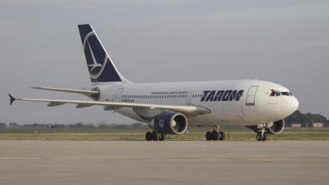 TAROM suspendă toate zborurile interne!