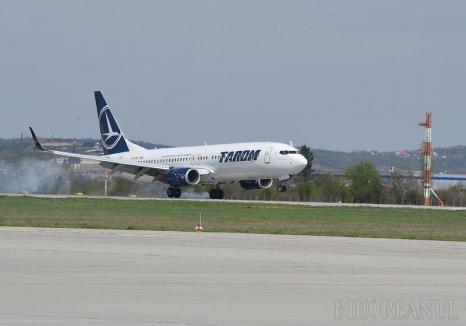 TAROM anulează zeci de zboruri, inclusiv spre și de la Oradea.  Află despre ce zile este vorba!