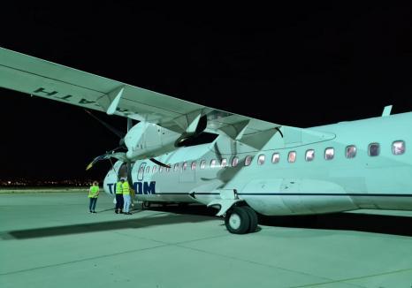 Incident bizar la Aeroportul din Oradea: O aeronavă n-a mai zburat după ce a lovit... un iepure!