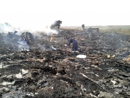 Băsescu: Uciderea a 298 de nevinovaţi într-un act terorist nu trebuie să treacă fără consecinţe