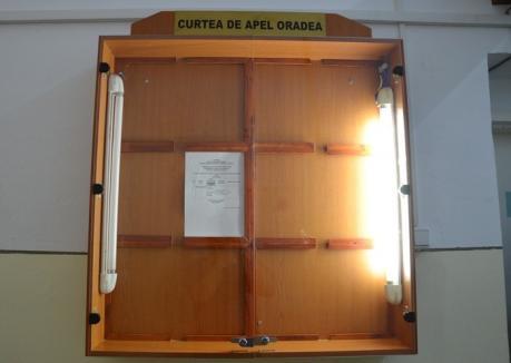 Lauda de sine… Sondajul Curţii de Apel Oradea care spune că judecătorii sunt punctuali şi amabili se bazează pe un eşantion de pomină
