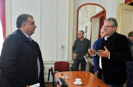 """UDMR îşi vede de treabă: Controversatul Pásztor a fost """"uns"""" director la ABA Crişuri, Avrigeanu mazilit discret!"""