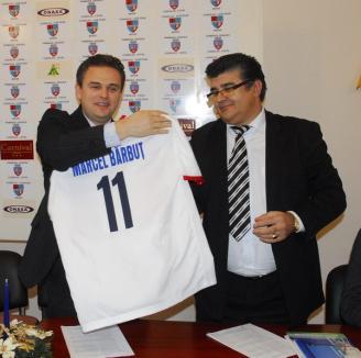 Compania Adeplast a devenit sponsorul principal al FC Bihor