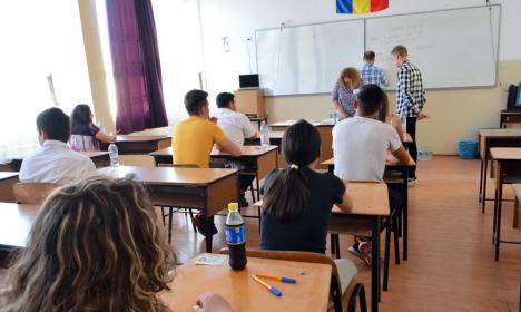 Începe Bacalaureatul de toamnă: Peste 1.300 de bihoreni sunt aşteptaţi la examene
