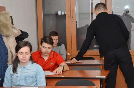 Examenul de Bac a început fără incidente în tot judeţul