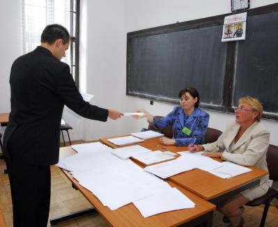 Aproape jumătate din elevii bihoreni au obţinut calificativul maxim la prima probă de Bac
