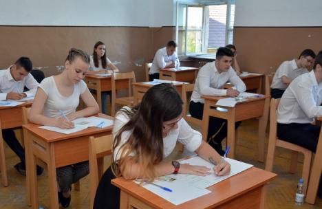 Începe Bacalaureatul: Peste 5.000 de elevi bihoreni aşteptaţi la examen