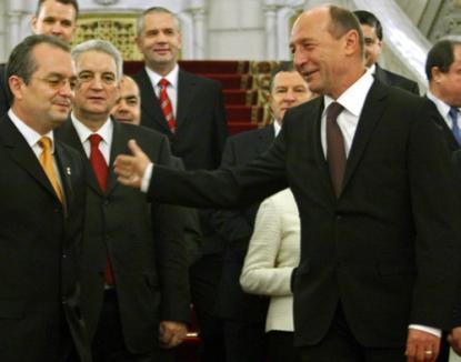 Emil Boc, desemnat de Băsescu din nou premier