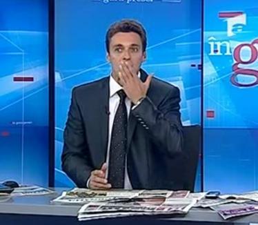 Mircea Badea la tv: Băga-ţi-ai p**a! (VIDEO)