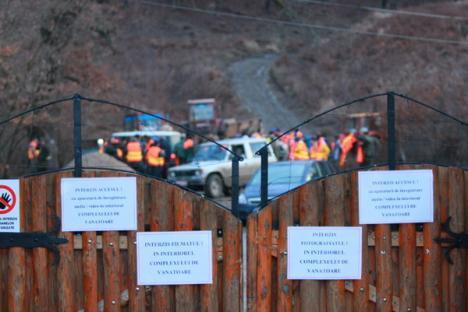 Începe nebunia vânătorii de la Balc! (FOTO)