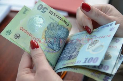 Mai mulţi bani: Salariile angajaţilor din Consiliul Judeţean Bihor şi instituţiile subordonate vor creşte