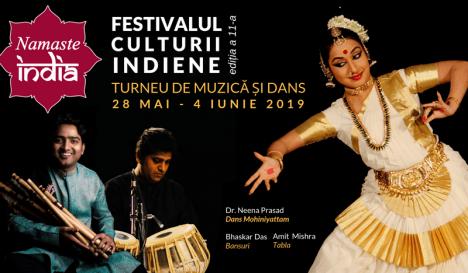 Namaste India: cântece şi dansuri tradiţionale indiene la Filarmonică