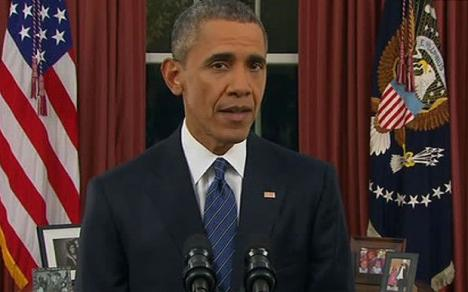 Barack Obama: Vom distruge ISIS! (VIDEO)