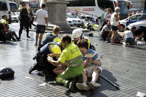 Atentatele din Barcelona: Numărul românilor răniţi a ajuns la trei