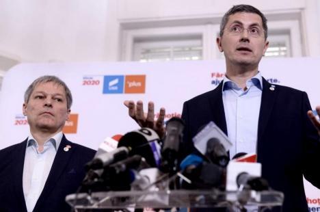 Scandalul politic continuă: Împreună cu AUR, USR-PLUS a depus o moţiune de cenzură, iar toţi miniştrii lui Barna şi Cioloş vor demisiona. Ce va face PSD?