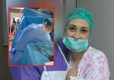 Încă un medic fals, descoperit într-un spital de stat: O tânără de 30 de ani făcea operaţii ginecologice!