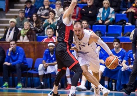 CSM CSU Oradea a realizat primul transfer al verii: L-a adus pe Goran Gajovic!