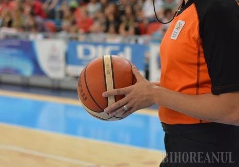 Derby: CSM CSU Oradea primește, marți seară, replica liderului, BC CSU Sibiu