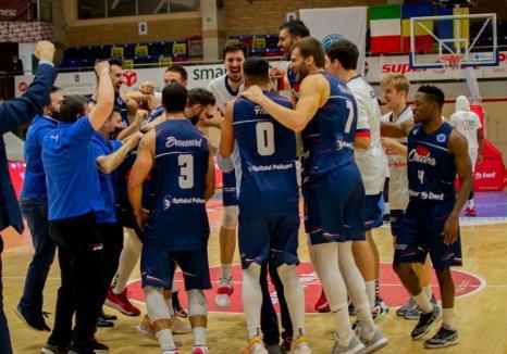 Baschet: CSM CSU Oradea a plecat spre Tel Aviv, la turneul final al FIBA Europe Cup