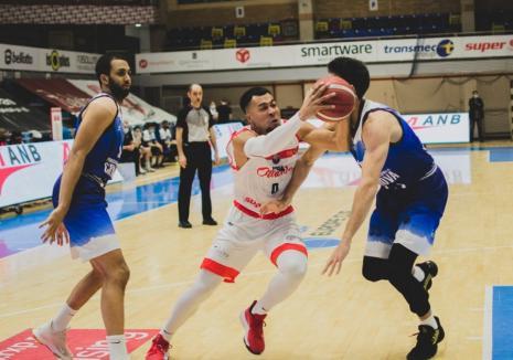 CSM CSU Oradea a învins şi Craiova şi a urcat pe locul 3