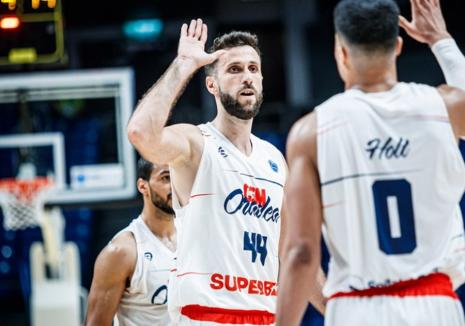 CSM CSU Oradea şi-a aflat adversarii din noua ediţie a FIBA Europe Cup