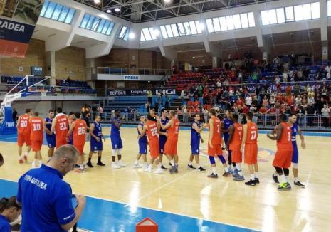 Baschetbaliştii de la CSM CSU Oradea speră să se reabiliteze, în jocul de sâmbătă seară, cu SCM U Craiova
