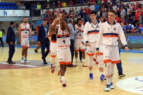 Şi-a luat revanşa: CSM CSU Oradea a învins rivala din Cluj cu scorul de 82-74!