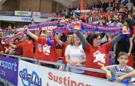 Oradea, capitala baschetului românesc: Arena Antonio Alexe va găzdui turneul final al Cupei României şi All Star Game-ul