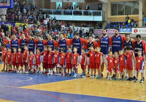 CSM CSU Oradea încheie sezonul regulat în compania echipelor din judeţul Sibiu