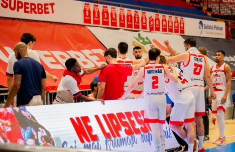 Baschetbaliştii de la CSM CSU Oradea îşi încep miercuri pregătirile pentru noul sezon