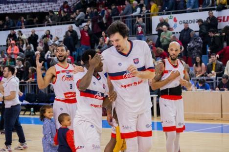 După un meci complicat, CSM CSU Oradea încheie anul cu o nouă victorie(FOTO)