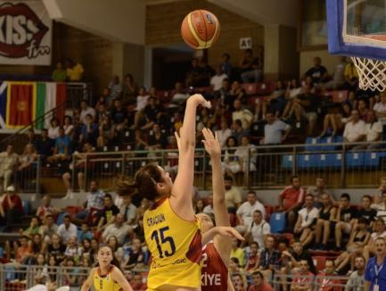 Campionatul European de baschet feminin U16 de la Oradea şi-a stabilit grupele