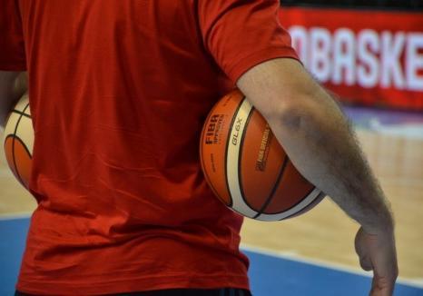 Viitorul sezonului baschetbalistic se decide joi. CSM Oradea speră să joace în Liga Campionilor Europeni din toamnă