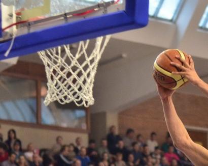 Sala LPS Bihorul va găzdui în weekend primul turneu semifinal al Campionatului Naţional de baschet masculin U14