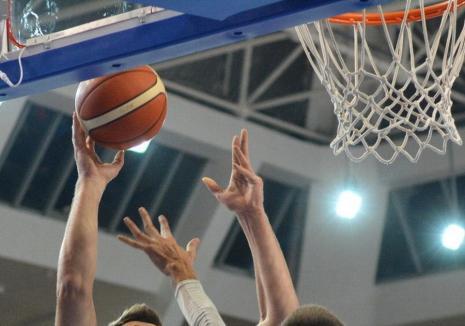 Turneul Cupei României la baschet masculin din Oradea a fost reprogramat pentru începutul lunii noiembrie