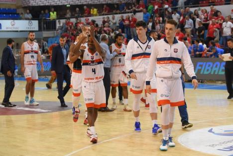Patru baschetbalişti de la CSM CSU Oradea, selecţionaţi la echipa naţională pentru meciurile cu Spania şi Israel