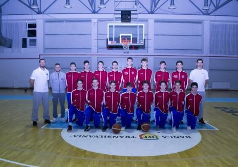 Baschetbaliştii de la LPS CSM 1 Oradea şi-au asigurat calificarea la turneul final al Campionatului Naţional U16