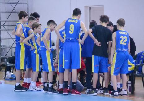 Echipa din generaţia 2004 de la LPS CSM Oradea s-a calificat pentru play-off-ul European Youth Basketball League