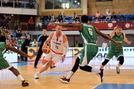 Cuplaj baschetbalistic, sâmbătă, la Arena Antonio Alexe