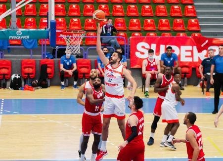 Echipa de baschet CSM CSU Oradeaintră în play-off de pe locul doi