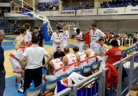 Speră să se revanşeze în faţa fanilor: CSM CSU Oradea – BC SCM Timişoara, sâmbătă, acasă